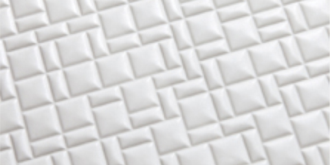 モザイクパターン床