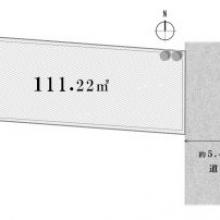 下井草2丁目 売地