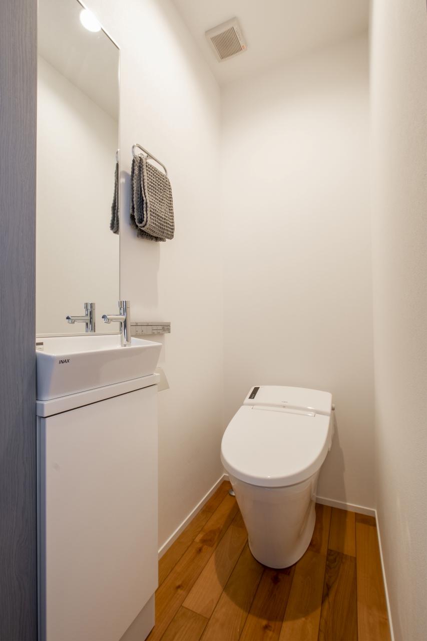 トイレ(現地)