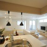 キッチン(新築モデルハウス時)